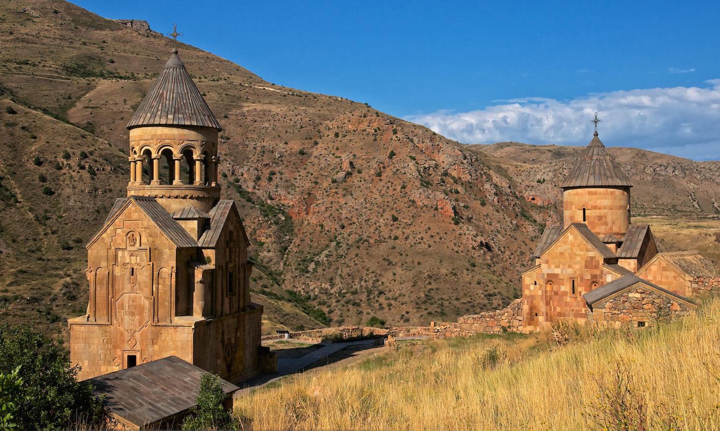 Tour operator specializzato in Armenia, Georgia Iran.